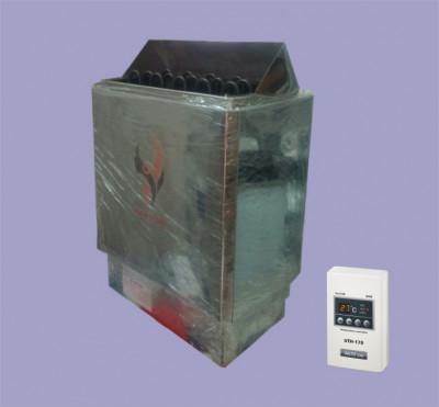 Máy xông hơi khô Gofar 6kw (Digital Control 170)-thumb-3