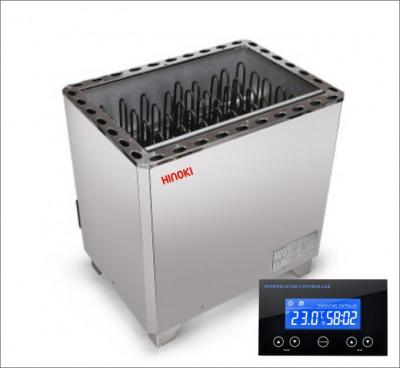 Máy xông hơi khô Hinoki 12kw (Digital Control CU)-thumb-4